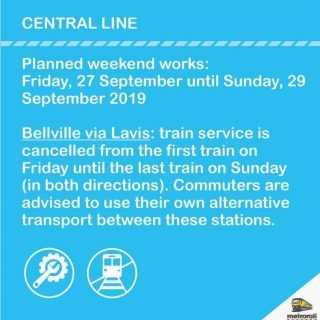 #CentralLineCT – Planned Weekend Works on Friday, 27 September until Sunday, 29… 71310444 3628596010499292 7809679630071234560 n 320x320
