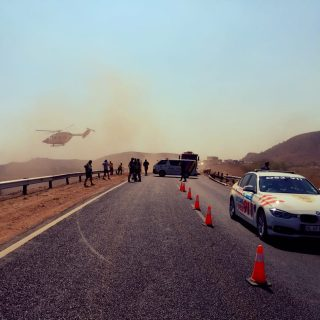 Gauteng: Multiple people sustained injuries ranging from minor to moderate as we… 71380407 2540352315985889 1618624348950626304 o 320x320