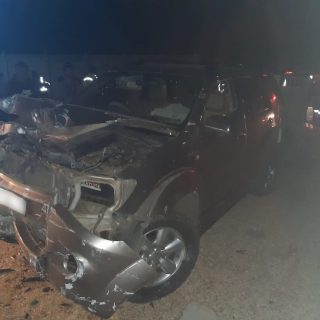 One person sustained minor injuries when a light motor vehicle crashed into a re… 71738160 2543849335676415 5316723033417711616 o 320x320
