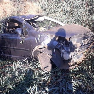 [CARLETONVILLE] Man seriously injured in vehicle rollover – ER24 CARLETONVILLE Man seriously injured in vehicle rollover1 320x320