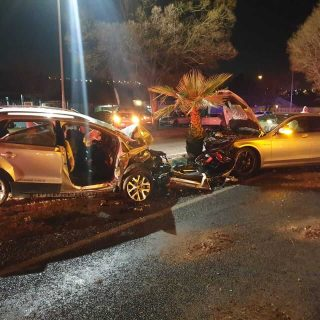 [MONDEOR] One killed, two injured in collision – ER24 WhatsApp Image 2019 09 01 at 01