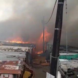 Update on the Vygieskraal Informal Settlement fire : DRM will complete assessmen… 67835384 544115276403617 4616630651066515456 n 320x320