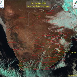 Morning satellite image (2 October 2019) – Partly cloudy to cloudy over the east… 71263074 1110786112458044 2835163531916083200 o 320x320