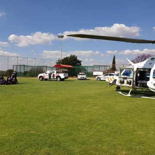 Gauteng: At 14H28 Thursday afternoon Netcare 911 responded to reports of an elec… 71488886 2570221872998933 4533800093639245824 n 320x320