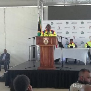 President Cyril Ramaphosa giving the keynote address during the official launch … 71586655 2463161583765951 6452326723080945664 n 320x320