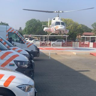 Gauteng Helicopter Emergency Medical Services: Netcare 2 a specialised helicopte… 71699450 2567480073273113 1425828923505115136 o 320x320