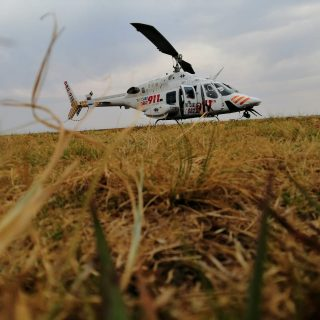 Gauteng Helicopter Emergency Medical Services: Netcare 1 a specialised helicopte… 71965042 2564014920286295 8496228911091286016 o 320x320