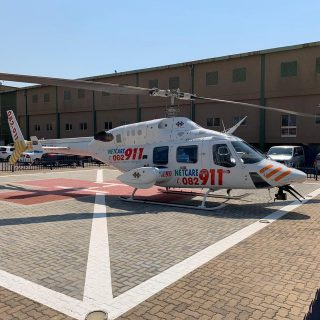 Gauteng Helicopter Emergency Medical Services: Netcare 2 a specialised helicopte… 72114893 2563696473651473 3328370178592342016 o 320x320