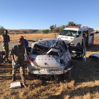 Two women in their late twenties sustained moderate injuries when the vehicle th… 72238568 2567778919950123 4975487198850711552 n 320x320