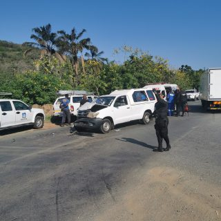 Primary School Pupils Injured In Bakkie Collision: Oakford – KZN  Six primary sc… 72254618 2764958690189374 4929073054945902592 o 320x320