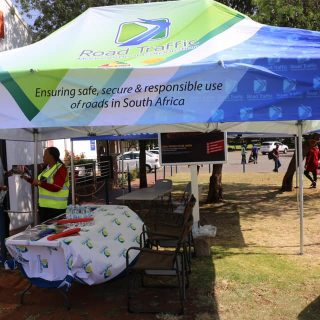 Together with Gauteng Department of Community Safety promoting road safety targe… 72255898 2475144702567639 6873957469186424832 n 320x320
