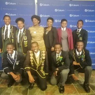 #EskomEasternCape held a Press Conference to congratulate learners that represen… 72416854 3112526472107409 5012988899069263872 n 320x320