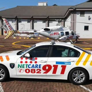 Gauteng Helicopter Emergency Medical Services: Netcare 2 a specialised helicopte… 72802839 2599317256756061 5220139333578653696 o 320x320