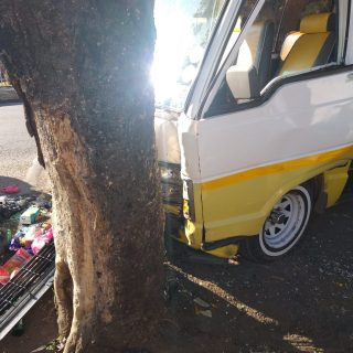 Five children were left injured this morning when the taxi they were travelling … 73075022 2585934131467935 6018373299191414784 o 320x320