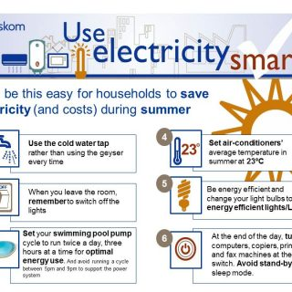 #DYK that it is easy for households to save electricity (and costs) during summe… 73152479 3145491342144255 4536665841848025088 n 320x320