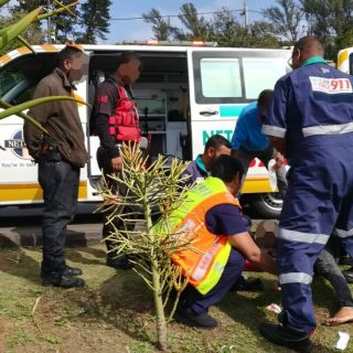 KwaZulu-Natal: At 07H44 Thursday morning Netcare 911 responded to reports of ped… 73200807 2614494791904974 5991205539395141632 o 320x320