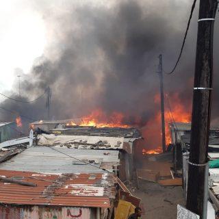 Update on the Vygieskraal Informal Settlement fire : DRM will complete assessmen… 73296841 2443339109048233 2958256195107815424 o 320x320