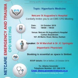 KwaZulu-Natal: Netcare St Augustine's Hospital invites all healthcare profession… 73460568 2614740005213786 3849452296891006976 o 320x320