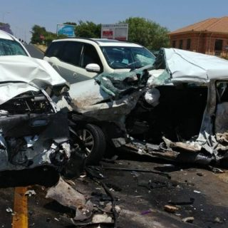 Gauteng: At 10H13 Monday morning Netcare 911 responded to reports of collision o… 75299786 2608688492485604 5117501834386210816 o 320x320