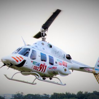 Gauteng Helicopter Emergency Medical Services: Netcare 1 a specialised helicopte… 75418951 2621596201194833 1834231544001069056 o 320x320