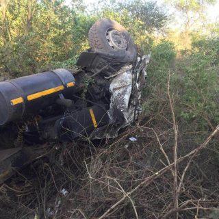 [ASHBURTON] – Driver killed following truck rollover. – ER24 ASHBURTON     Driver killed following truck rollover 320x320