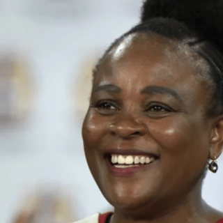 Mkhwebane fires one, suspends four of her senior staff | Dear South Africa Screenshot 2019 10 24T003121
