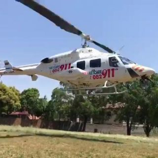 Gauteng Helicopter Emergency Medical Services: Netcare 2 a specialised helicopte… 71081908 1242296745979042 9023507683650568192 n 320x320