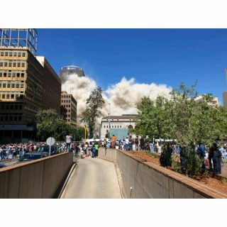 Gauteng: Netcare 911 stood by at the Demolition of the Bank of Lisbon Building o… 71787081 712259649280960 2087750630121668608 n 320x320