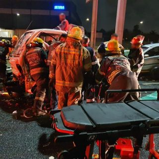 Gauteng: At 22H20 Saturday night Netcare 911 responded to reports of a collision… 72964879 2655421204478999 3800610611700695040 n 320x320