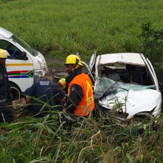 10 November 2019  2 Dead M27/Umhloti   IPSS Medical is currently on scene on the… 73358300 3293899927351951 375582576363962368 o 320x320