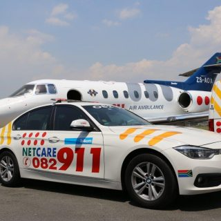 Angels Over Africa: A Netcare 911 air ambulance with Doctor and Paramedic has be… 73475187 2645316265489493 4959875250427789312 o 320x320