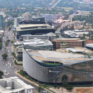 Discovery 947 Ride Joburg: One of our specialised helicopter ambulances fly's ov… 74643542 2652695398084913 7794533586815680512 o 320x320