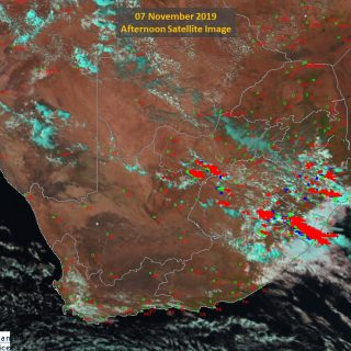 Afternoon Satellite imagery (7/11/2019) showing thunderstorms over the central i… 75310359 1141120869424568 6103342428209545216 o 320x320