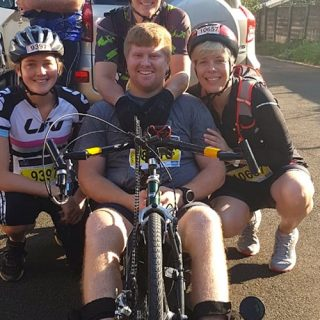 KZN man racing five months after life-changing spinal injury.  Just five months … 75328815 2657683547586098 7198715696082059264 n 320x320