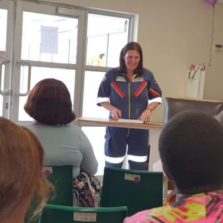 Joanne Newborn representing Netcare 911 Pietermaritzburg operations presented a … 76610992 2680644898623296 246658374081445888 n 320x320