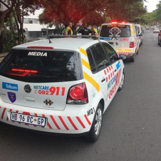 KwaZulu-Natal: At 08H19 Monday morning Netcare 911 responded to reports of a Ped… 77007308 2689391714415281 7844397362553290752 o 320x320