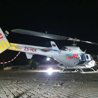 Gauteng Helicopter Emergency Medical Services: Netcare 2 a specialised helicopte… 77109934 2655925994428520 2611038729522905088 o 320x320