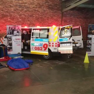Gauteng: Netcare 911 was invited to take part in the Eskom road safety campaign … 77286517 2692928604061592 7552533796256481280 n 320x320