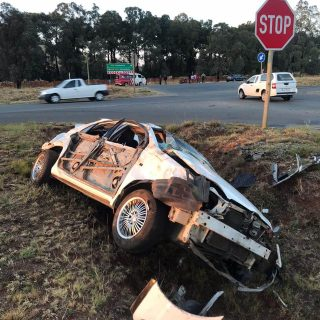 [CARLETONVILLE] – Man killed following vehicle rollover. – ER24 CARLETONVILLE     Man killed following vehicle rollover 320x320