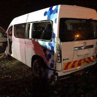 [WESTONARIA] Six injured as two taxis collide – ER24 N12 R28 taxi 2019 11 10 at 05