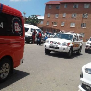 [SELBY] Two killed, one critical in city shooting – ER24 Newtown 2019 11 13 at 13