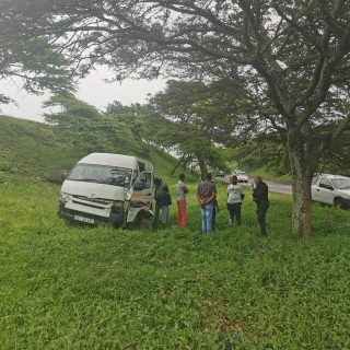 Taxi Crashes Following Brake Failure: Mountview – KZN  Two people were injured a… 78687921 2911142565570985 7248256279825612800 o 320x320