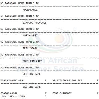 24-hour #rainfall measured at 8:00 this morning. 78849780 1161391997397455 7568226064862806016 n 320x320