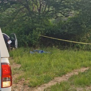 Murdered Man Found In River: Oakford – KZN  The body of an unidentified man was … 80304947 2930438983641343 1937084156630532096 o 320x320