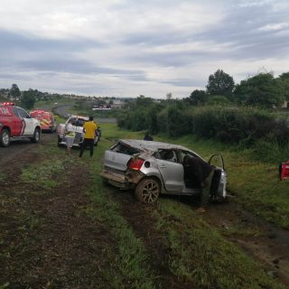 [MERRIVALE] – Man left seriously injured in vehicle rollover. – ER24 MERRIVALE     Man left seriously injured in vehicle rollover 320x320