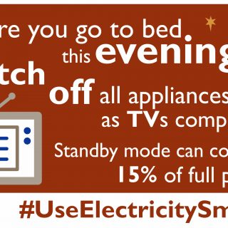 Before you go to bed this evening, switch off all power buttons.  Standby mode c… 81760336 3314864078540313 6007214007788765184 o 320x320