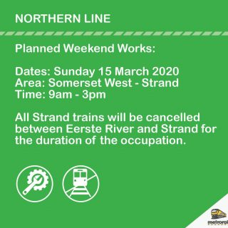 #NorthernLineCT   weekend service change due to maintenance work between Somerse… 89808912 4203891079636446 3897057607025688576 o 320x320