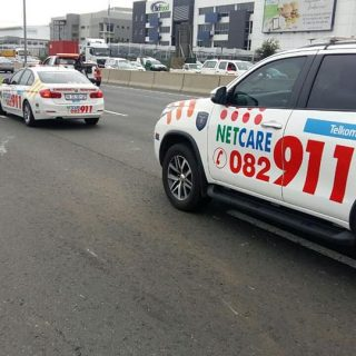 Gauteng: At 07H53 Tuesday morning Netcare 911 responded to reports of a collisio… 89927153 2942192055801911 6586208936825716736 n 320x320