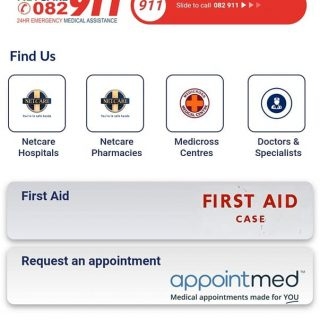 The free Netcare App helps you find healthcare professionals near you, get help … 90058217 2946337475387369 7318623851477204992 n 320x320