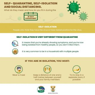 Know the difference between self-quarantine, self-isolation and social distancin… 90899649 2960657787288671 8845894890287005696 n 320x320